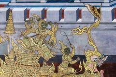 Ramayana Immagini Stock
