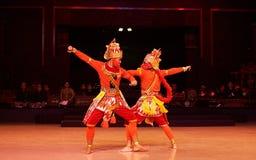 Ramayana balett Purawisata Fotografering för Bildbyråer