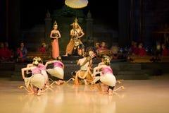 Ramayana Ballet Royalty Free Stock Photo