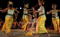 RAMAYANA BALLET Stock Image