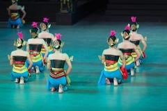 Ramayana Ballet at at Prambanan, Indonesia Royalty Free Stock Image