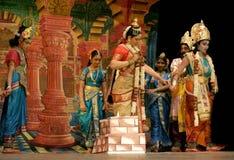 Ramayana dance ballet Stock Photography