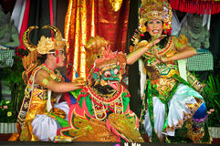 Ramayana Dance. Royalty Free Stock Image