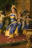 Ramayana Dancers. In Ubud, Bali, Indonesia Royalty Free Stock Images