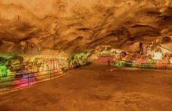 Ramayana grotta på batugrottor i Kuala Lumpur, Malaysia, Asien Arkivfoton