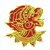 Ramayana hanuman-aap Royalty-vrije Stock Afbeeldingen