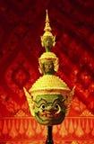 Ramayana khon mask Royalty Free Stock Images
