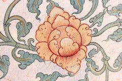 Ramayana rysunek na ścianie Zdjęcia Royalty Free