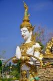 Ramayana-Statue Stockfotos