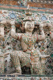 Ramayana statue Royalty Free Stock Photos