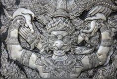 Ramayana wall art Royalty Free Stock Photos