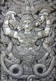 Ramayana wall art Stock Images