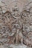 Ramayana war Stock Photo