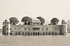 The Rambagh Palace, Jaipur, India Royalty Free Stock Photography
