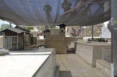 Rambam-tumba Foto de archivo libre de regalías