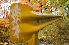 Rambarde d'automne photos libres de droits