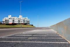 Rambla Gral Jose Artigas, Punta Del Este Στοκ Φωτογραφίες