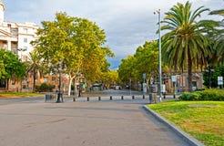 Rambla street, Barcelona Stock Photos