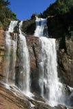 ramboda瀑布 图库摄影