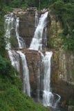 Ramboda falls, Ceylon Stock Photos