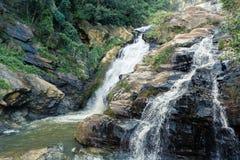 Ramboda Falls Royalty Free Stock Image