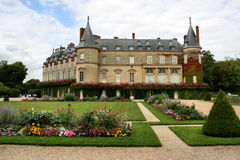 Rambouillet Stock Photography