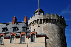 Rambouillet, France - mai 6 2016 : the castle Royalty Free Stock Image