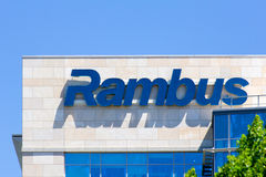 Rambus Corporate Headquarters Stock Images