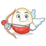 Rambutan ύφος κινούμενων σχεδίων χαρακτήρα Cupid Στοκ Εικόνες