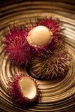 Rambutan. Famous Fruit from Malaysia & Thailand Stock Photos