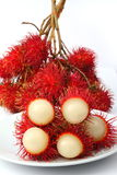 Rambutan Royalty Free Stock Images