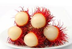 Rambutan Stock Image