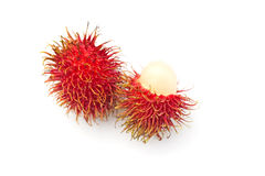 Rambutan 3 Stock Photo