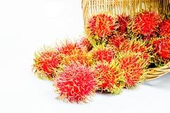 Rambutan Royaltyfri Bild