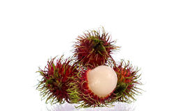 Rambutan Fotos de Stock