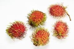 Rambutan Royaltyfria Foton