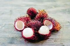 Rambutan stockfotografie