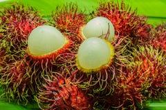 Rambutan Royalty Free Stock Photo