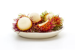 Rambutan. Royalty Free Stock Photos