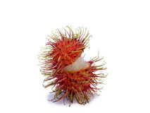 Rambutan close up Royalty Free Stock Photos