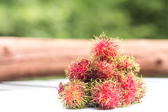 Rambutan Royalty Free Stock Photos