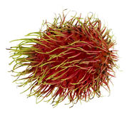 Rambutan, exotic fruit Royalty Free Stock Photos