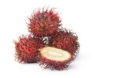 Rambutan fruit Stock Photos