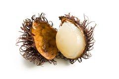 Rambutan fruit Stock Images