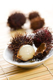 Rambutan fruit Stock Photos