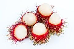 Rambutan fruit Stock Photography
