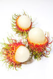 Rambutan, fruit delicious Royalty Free Stock Image