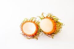 Rambutan fruit. Rambutan, fruit delicious in thailand Stock Photography
