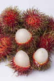 Rambutan. Fruit food healthy sweet Royalty Free Stock Photos
