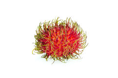 Rambutan fruit Royalty Free Stock Photo